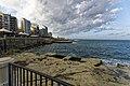 Malta - St. Julian's - Sliema - Qui-Si-Sana - Qui-Si-Sana Beach 01.jpg