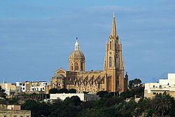 Għajnsielem parish church