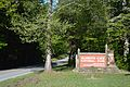 Mammoth Cave National Park Entrance Sign.JPG