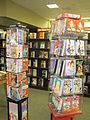 Manga at Barnes & Noble, Tanforan 1.JPG