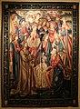 Manifattura fiamminga o franco-fiamminga, resurrezione di lazzato, arazzo, 1515-20 ca.JPG