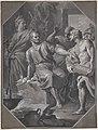 Manius Curius Dentatus Refusing the Presents of the Samnite Ambassadors MET DP809496.jpg