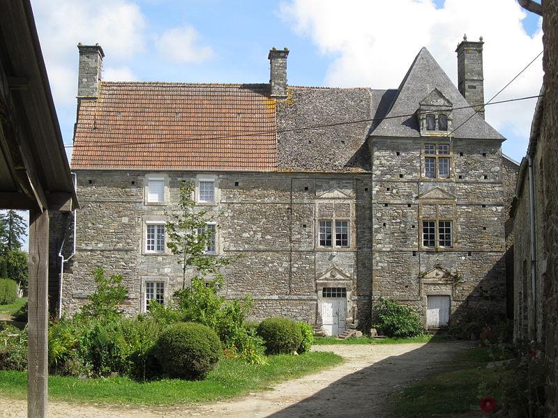 Manoir de Saint-Marcouf, fr:Pierreville (Manche)
