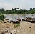 Manual Sand Dredgers in a Nigerian River.jpg