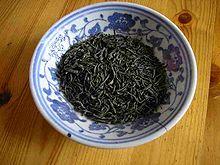 Varietà Mao Jian (Tippy green)