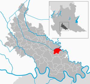 Castiglione d'Adda - Image: Map IT Lodi Castiglione d'Adda