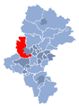 Map Powiat Gliwicki.png