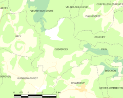 Map commune FR insee code 21178.png