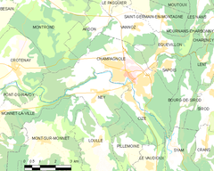 Map commune FR insee code 39097.png