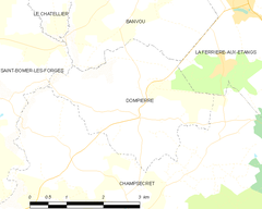 Map commune FR insee code 61146.png