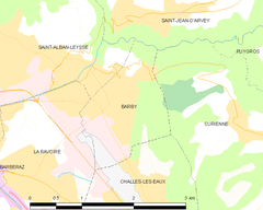 Map commune FR insee code 73030.png