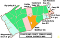 Map of Cumberland County Pennsylvania School Districts.png