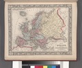 Map of Europe, showing its gt. political divisions. NYPL1510827.tiff