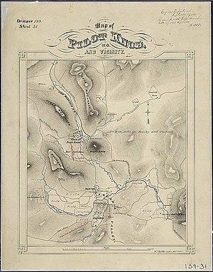 Battle of Fort Davidson - Wikipedia
