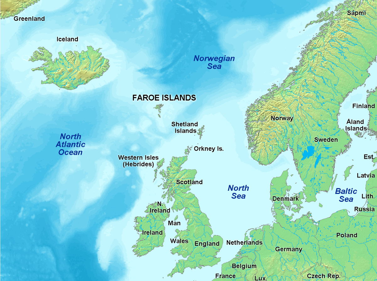 Atlas of the faroe islands wikimedia commons gumiabroncs Images