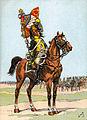 Maréchal des logis-chef porte-aigle du 19e régiment de dragons, 1805.jpg