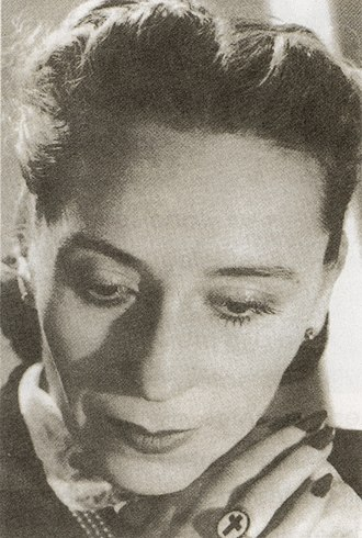 Women in Chile - María de la Cruz, (1912–1995), Chilean political activist for women's suffrage, journalist, writer, and political commentator. In 1953, she became the first woman ever elected to the Chilean Senate