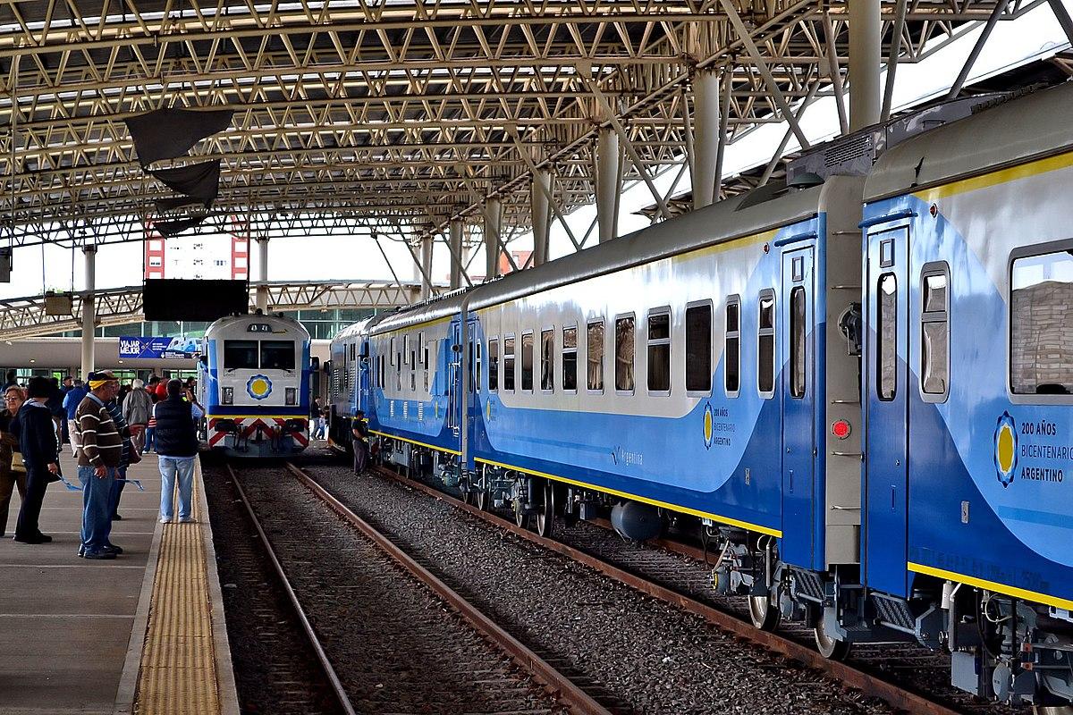 Terminal Ferroautomotora De Mar Del Plata Wikipedia La
