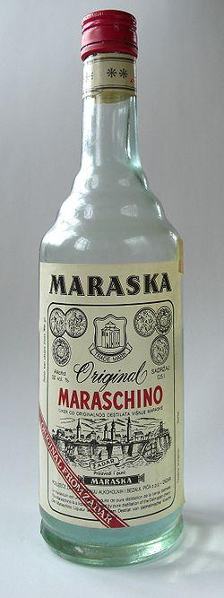 meaning of maraschino