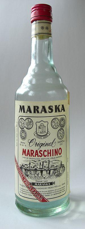 Maraschino - Maraska