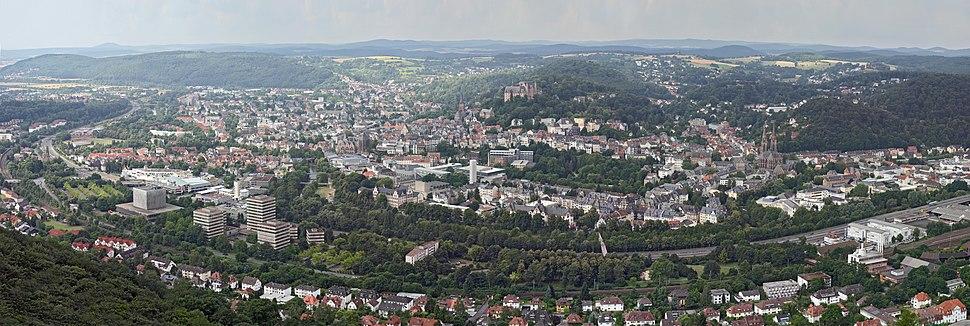 Marburg - Howling Pixel