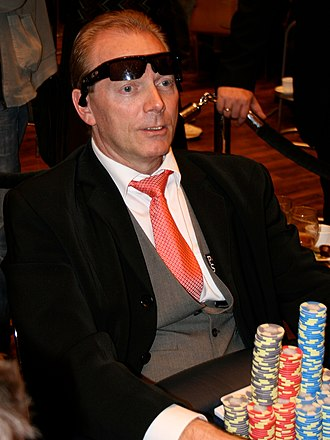 Marcel Lüske - Marcel Lüske playing in the European Poker Tour in 2008