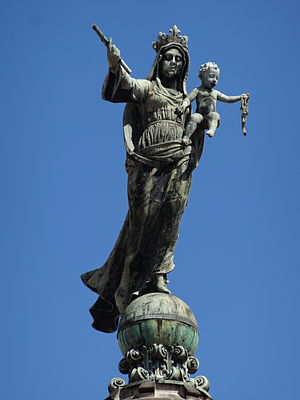 Mare de Déu de la Mercè - Barcelona 01.JPG