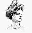 Margaret Abbott Charles Dana Gibson.jpg