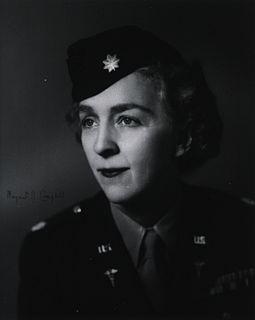 Margaret D. Craighill American psychiatrist