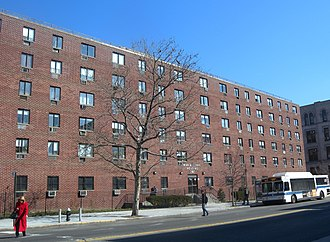 Section 8 (housing) - Section 8 housing in the South Bronx