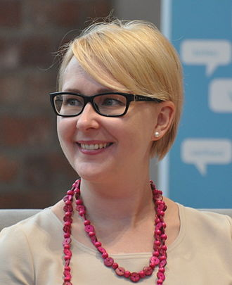 Speaker of the Parliament of Finland - Image: Maria Lohela 2015