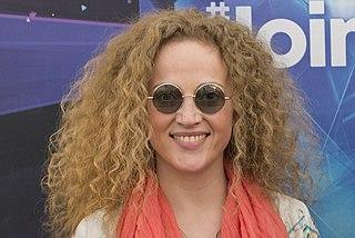 Mariko Ebralidze Jazz singer