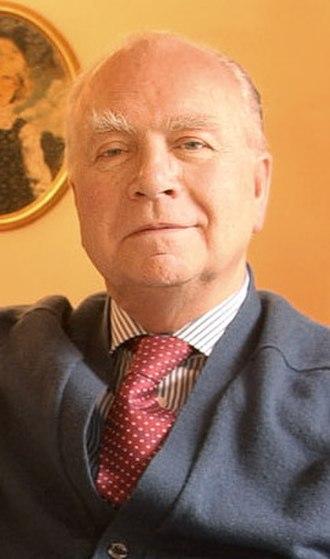 Mark Eyskens - Mark Eyskens in 2011
