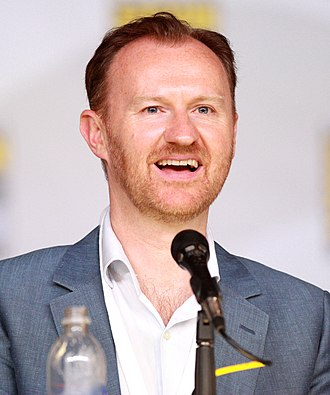 The Unquiet Dead - The episode's writer, Mark Gatiss (pictured) was a fan of Dicken's 1843 novella A Christmas Carol; this influenced the christmas setting of the episode.