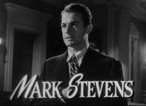 Stevens, Mark (1916-1994)