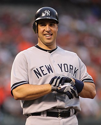 Mark Teixeira - Teixeira with the Yankees in 2011