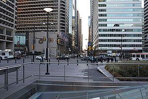 Market Street (Philadelphia) - Market Street in 2014