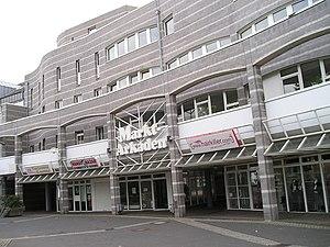 Langenfeld, Rhineland - Marktarkaden