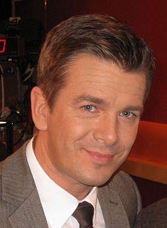 Markus Lanz German-Italian television presenter
