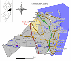 Marlboro Township, New Jersey - Image: Marlboro twp nj 025
