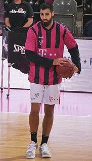 Martin Breunig German professional basketball player