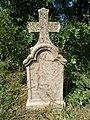 Martin Schallinger 1920, Friedhof Homoki, 2017 Mór.jpg