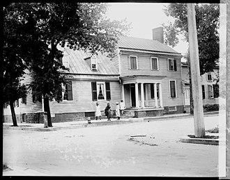 Mary Ball Washington House - Mary Washington House