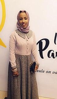 Maryan Seylac Somali Journalist