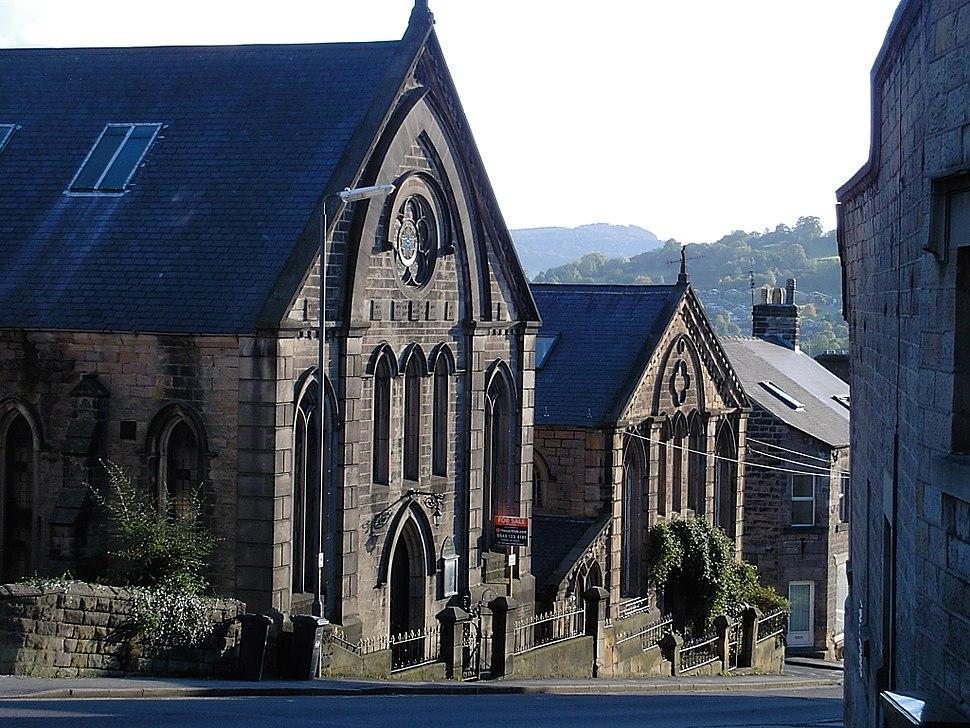 Matlock - Chapels on Bank Road