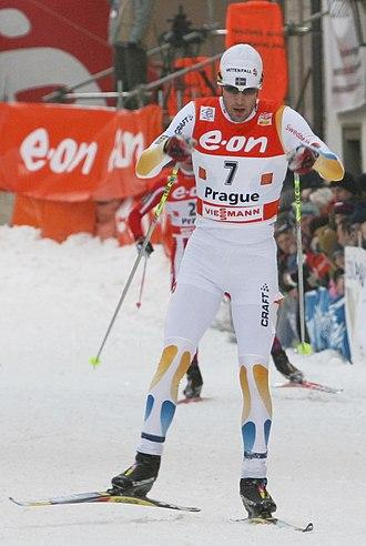 Mats Larsson - Larsson in 2007