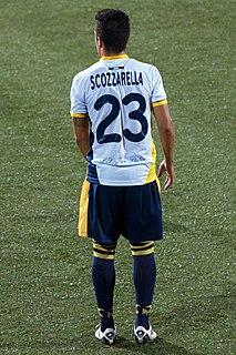 Matteo Scozzarella Italian footballer