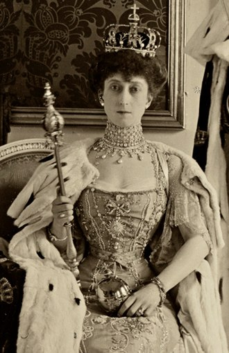 Immigration to Norway - Maud of Wales was the consort of King Haakon VII of Norway