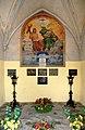 Mausoleum, Trumau, interior.jpg