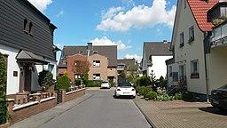 Maybachstraße in Oberhausen
